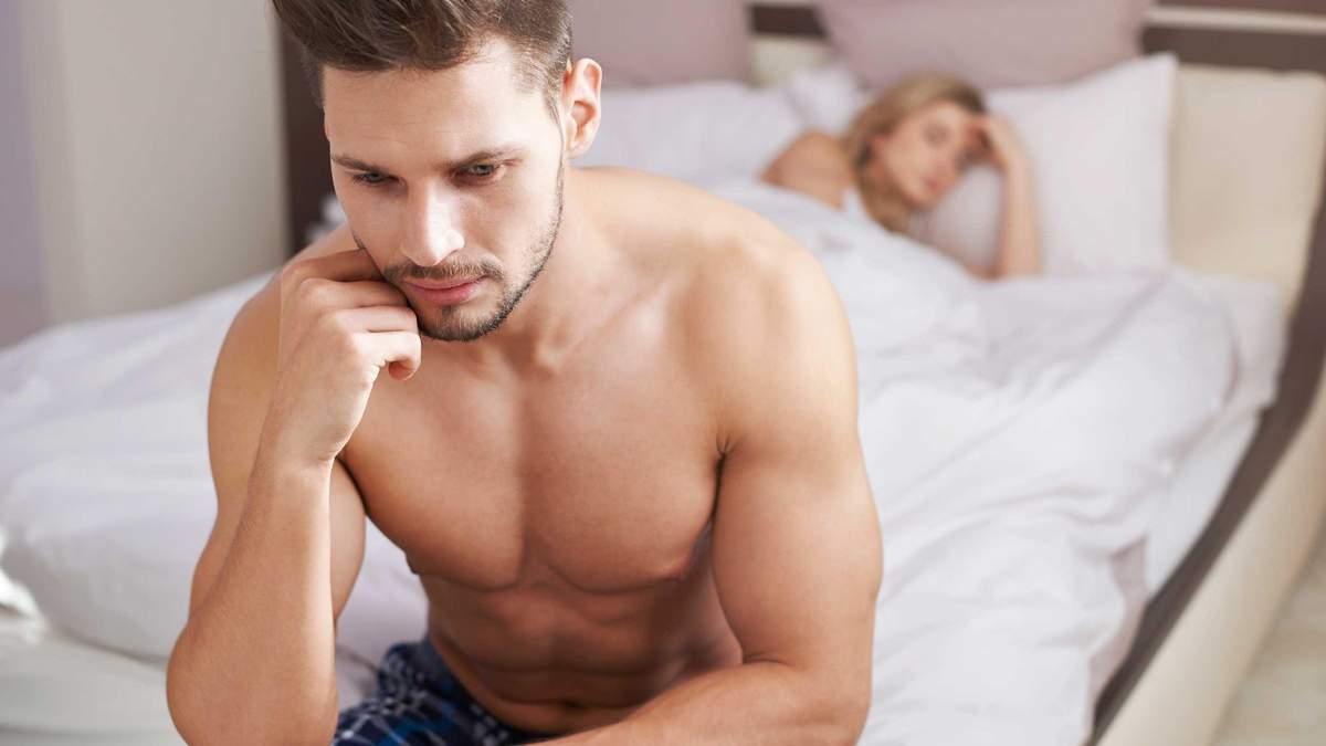 Встановили невідому раніше причину імпотенції у чоловіків
