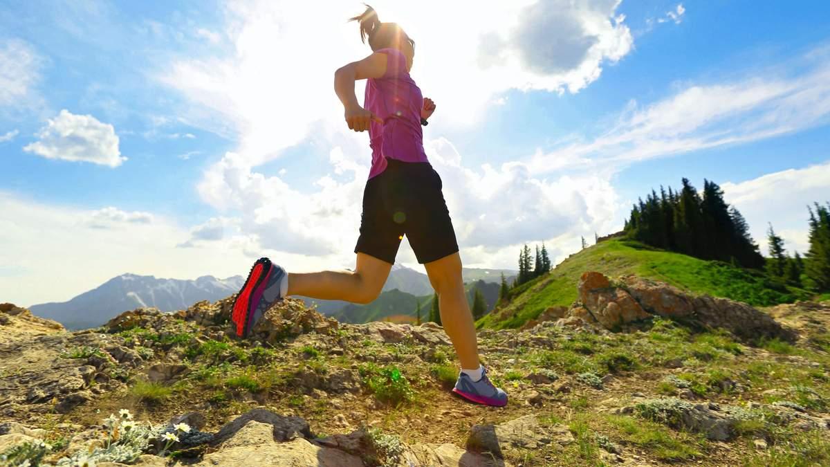 Чим корисний біг по нерівній поверхні: пояснення лікаря