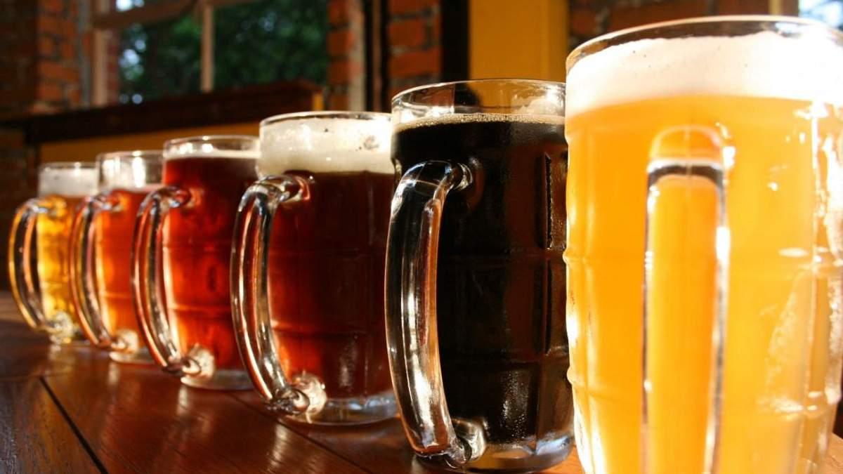 Пиво содержит полезные для организма вещества