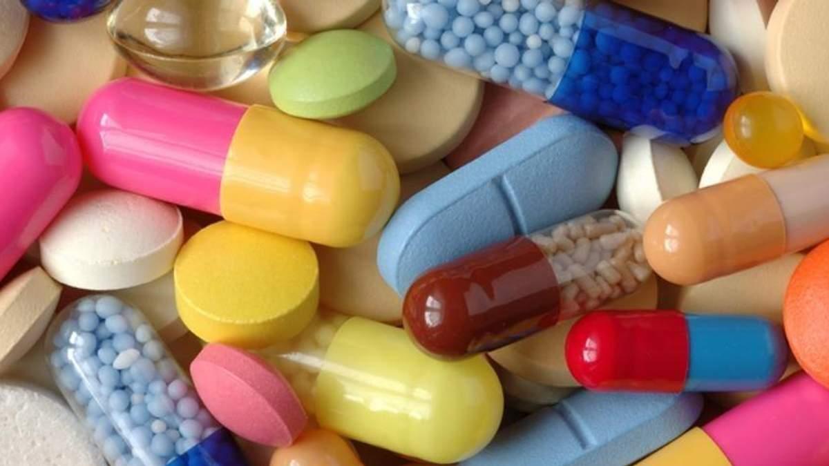 В Україні заборонили продаж одразу 8 препаратів