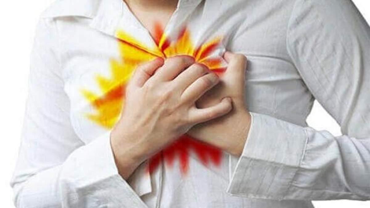 Що робити, коли мучить печія
