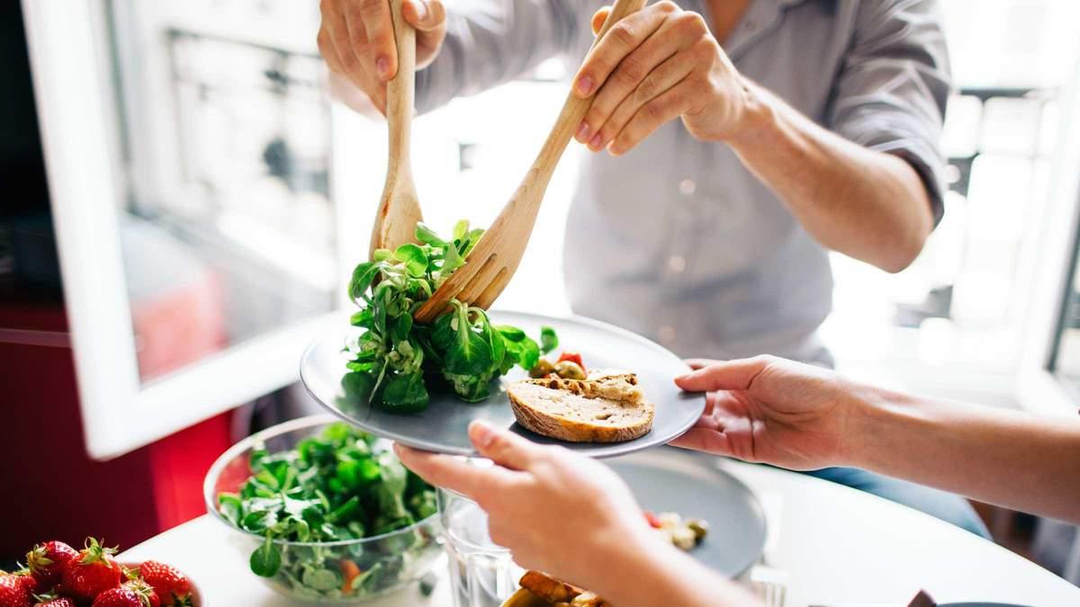 Чи страждаєте ви нездоровим потягом до здорової їжі: тест
