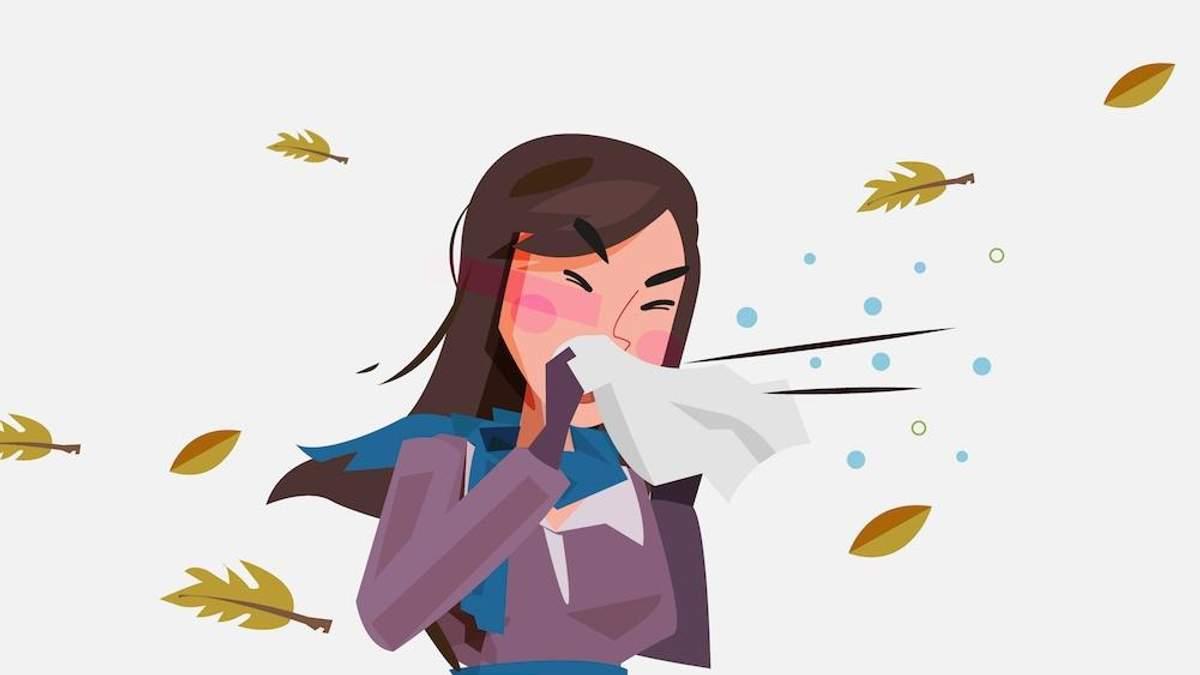 Як правильно чхати та кашляти: пояснення Супрун