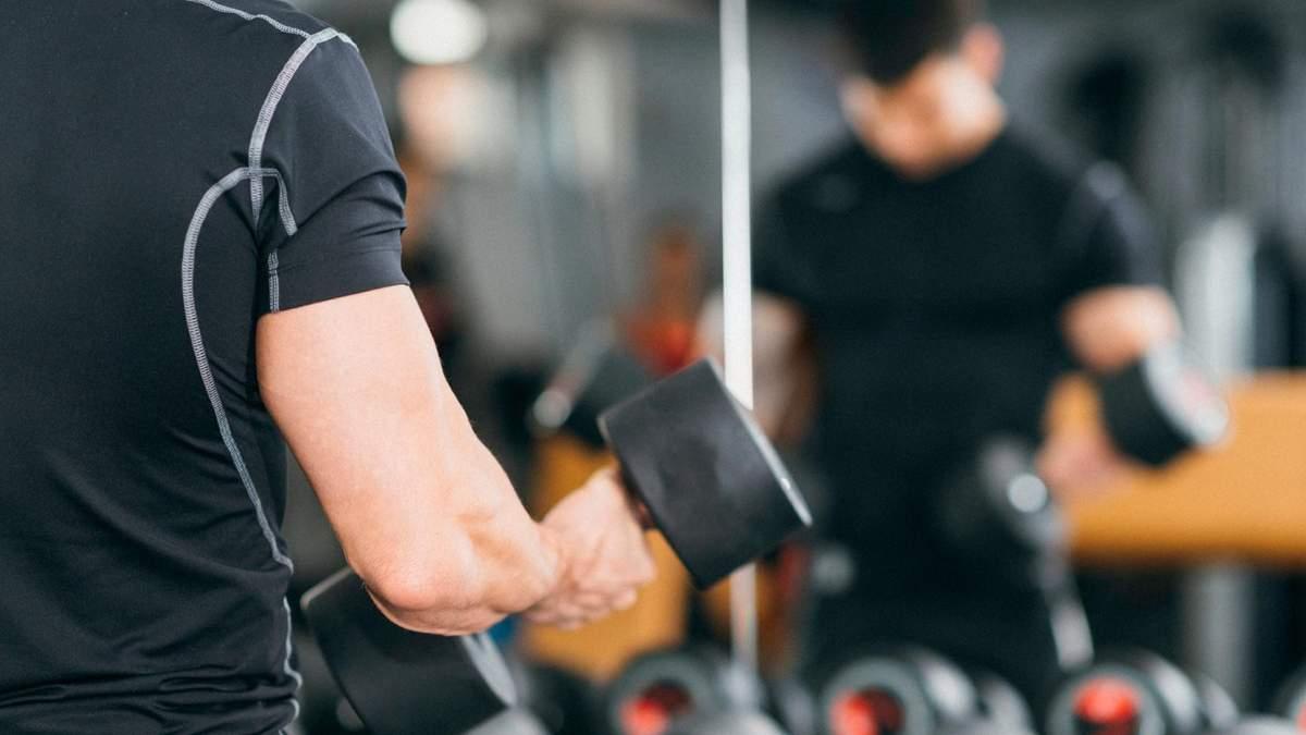 Назвали неочікувану користь фізичної активності для чоловіків