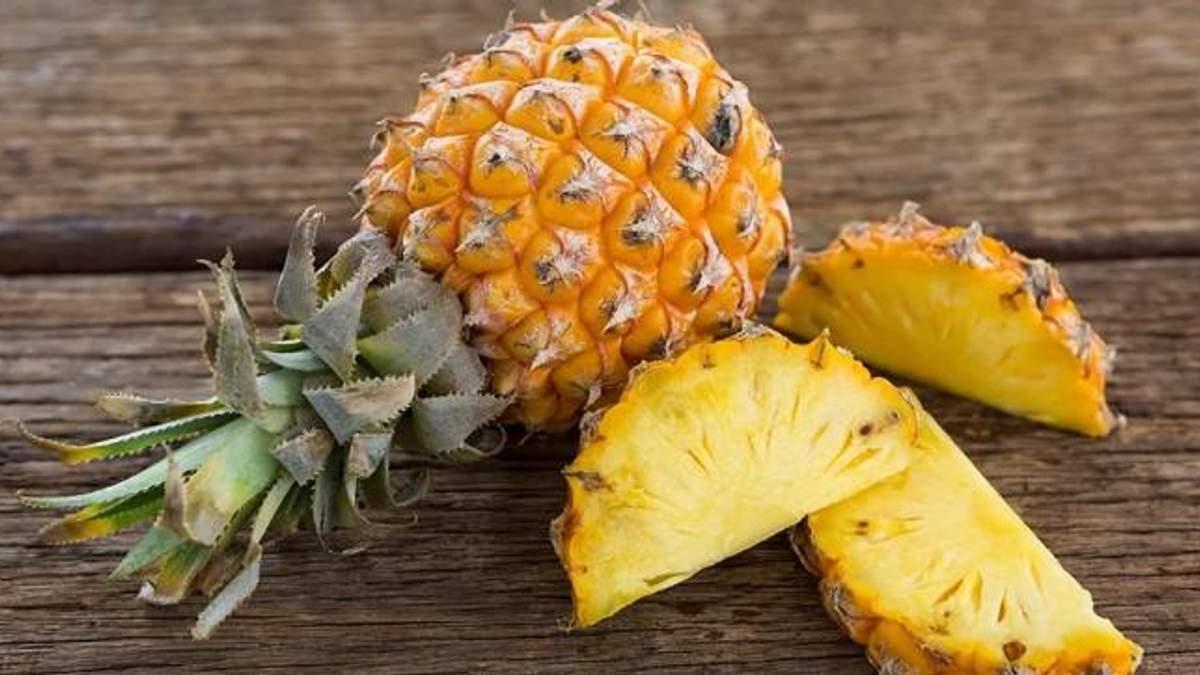 Що станеться, якщо щодня вживати ананас