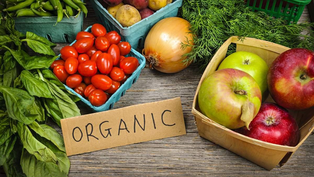 Чи насправді корисна органічна їжа: висновки науковців