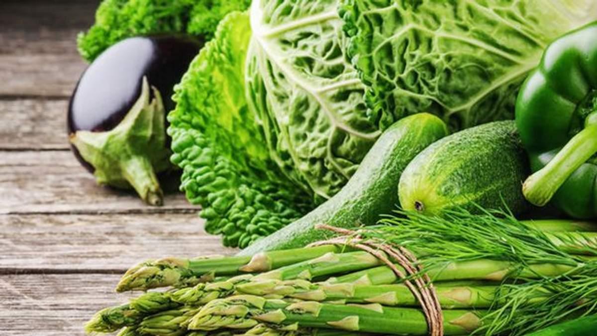 Один із найкорисніших продуктів на планеті: чим цінні зелені овочі