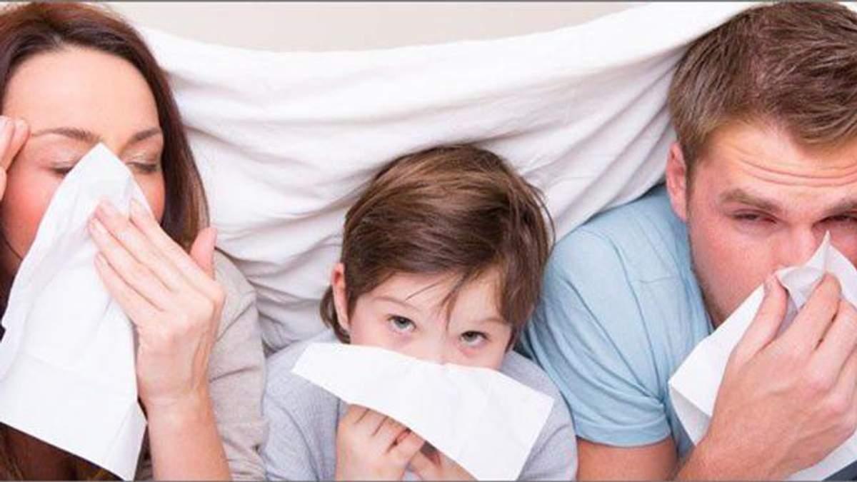 Які штами грипу загрожують українцям у цьому сезоні