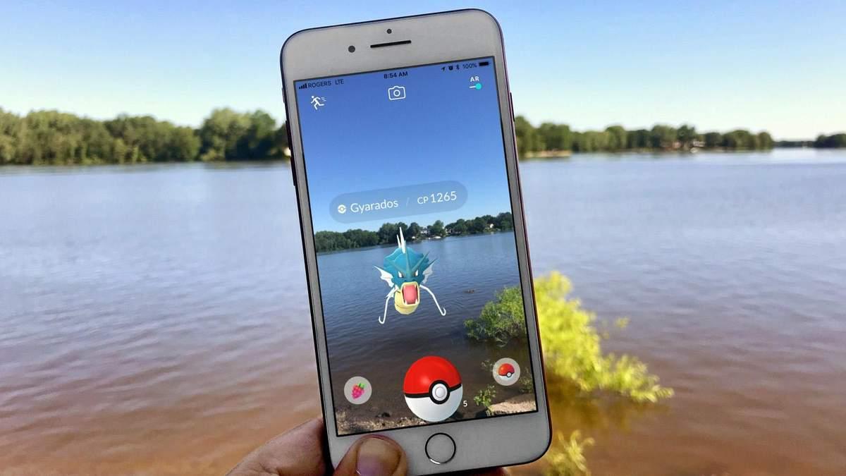 Як гра Pokemon Go впливає на здоров'я