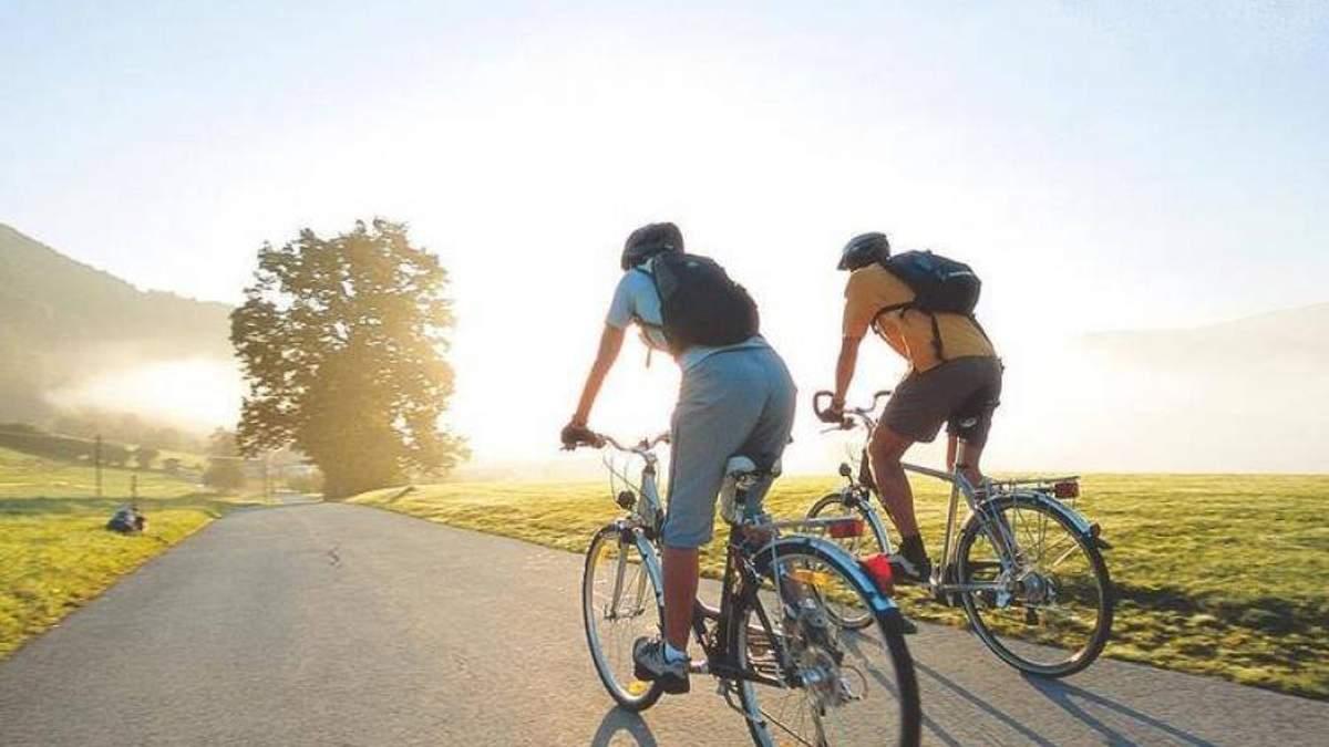 Чому варто пересісти на велосипед: основні причини