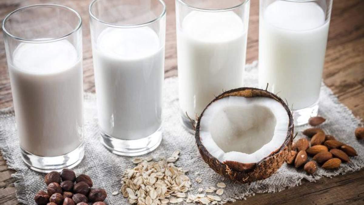 Українці отримають вітчизняне рослинне молоко