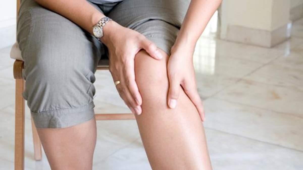 Чому терпнуть руки або ноги - причини оніміння