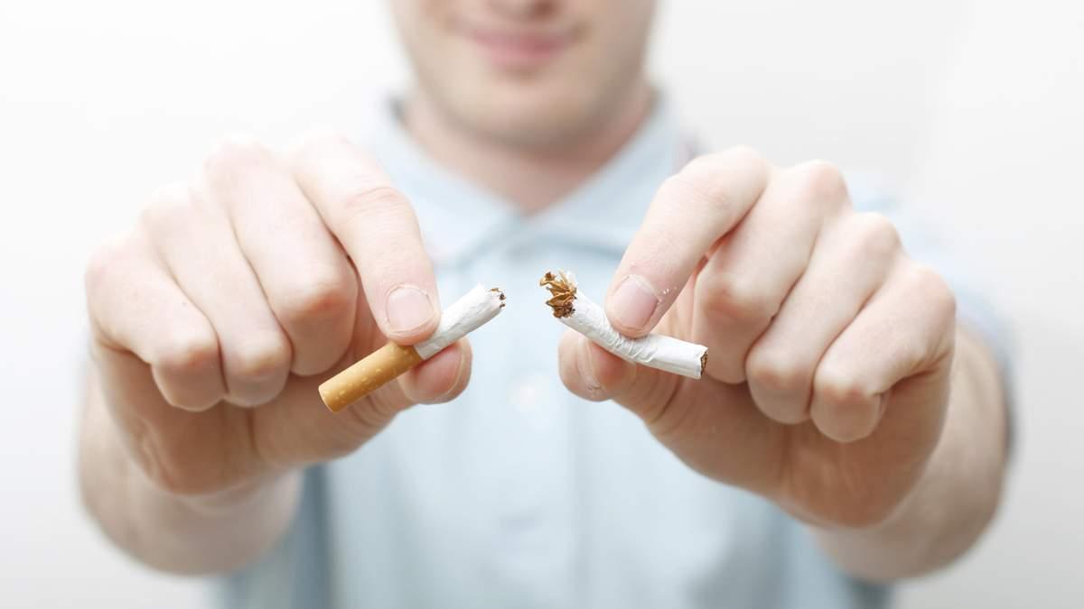 У якому віці найкраще кинути курити