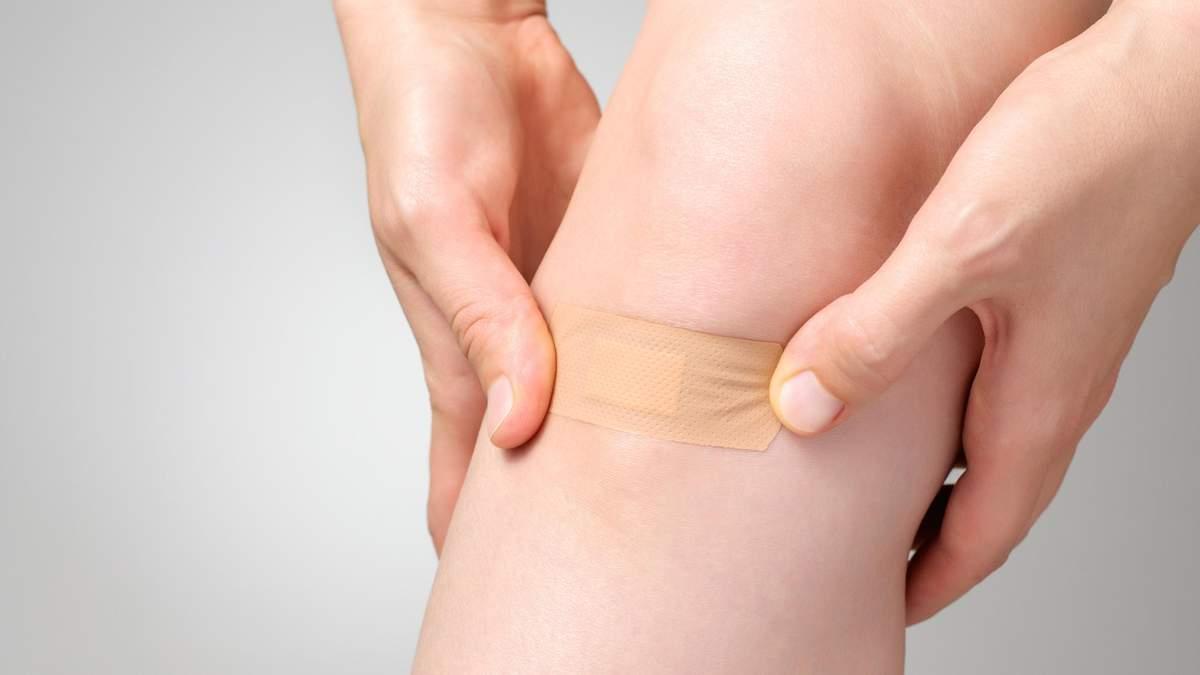 Ученые создали гель, заживляющий раны без рубцов