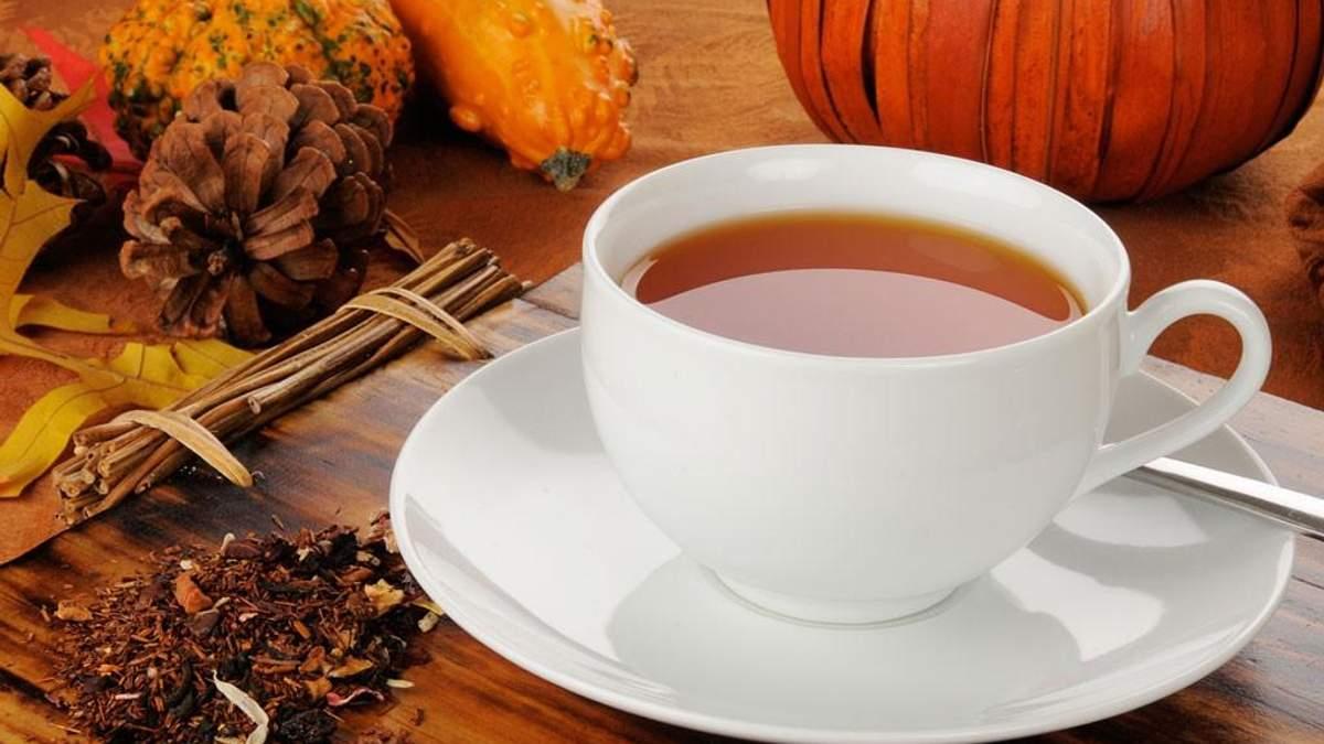 5 чаев, которые помогают похудеть