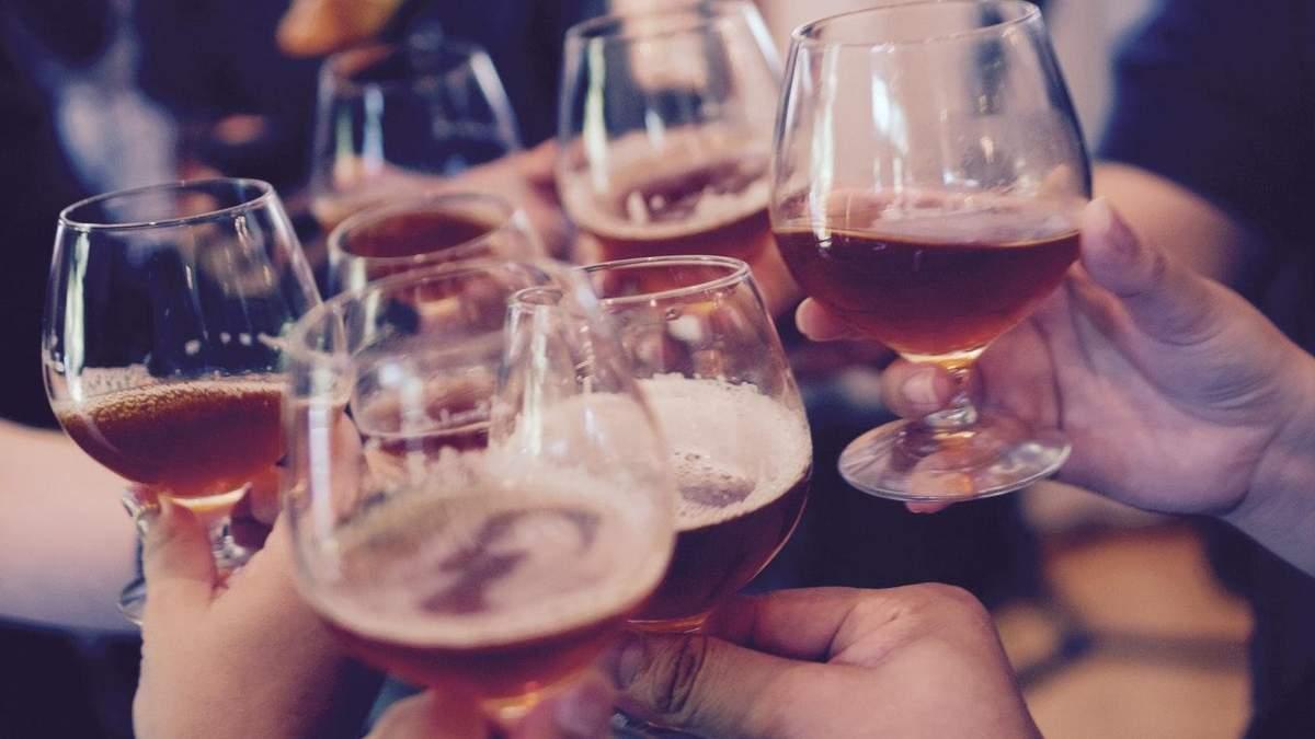 5 убедительных причин меньше пить алкоголь