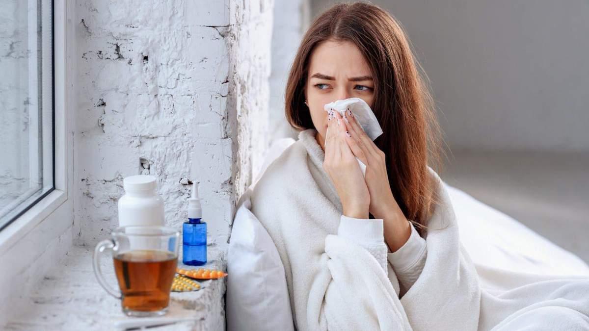 Які продукти ефективні при закладеності носа