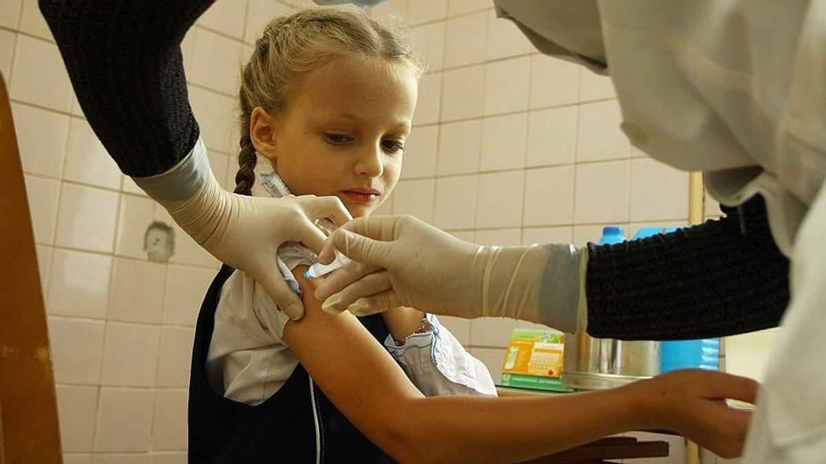 Переконливі факти для вакцинації дитини від кору