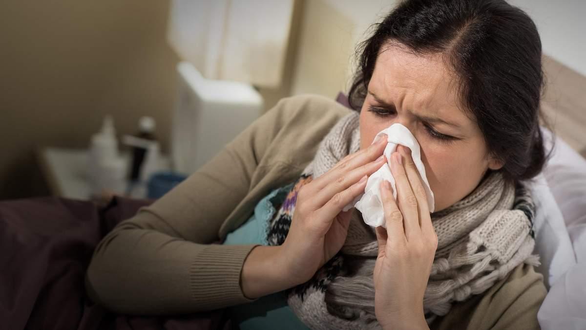 Розкрили секрет, як ніс захищає людину від бактерій