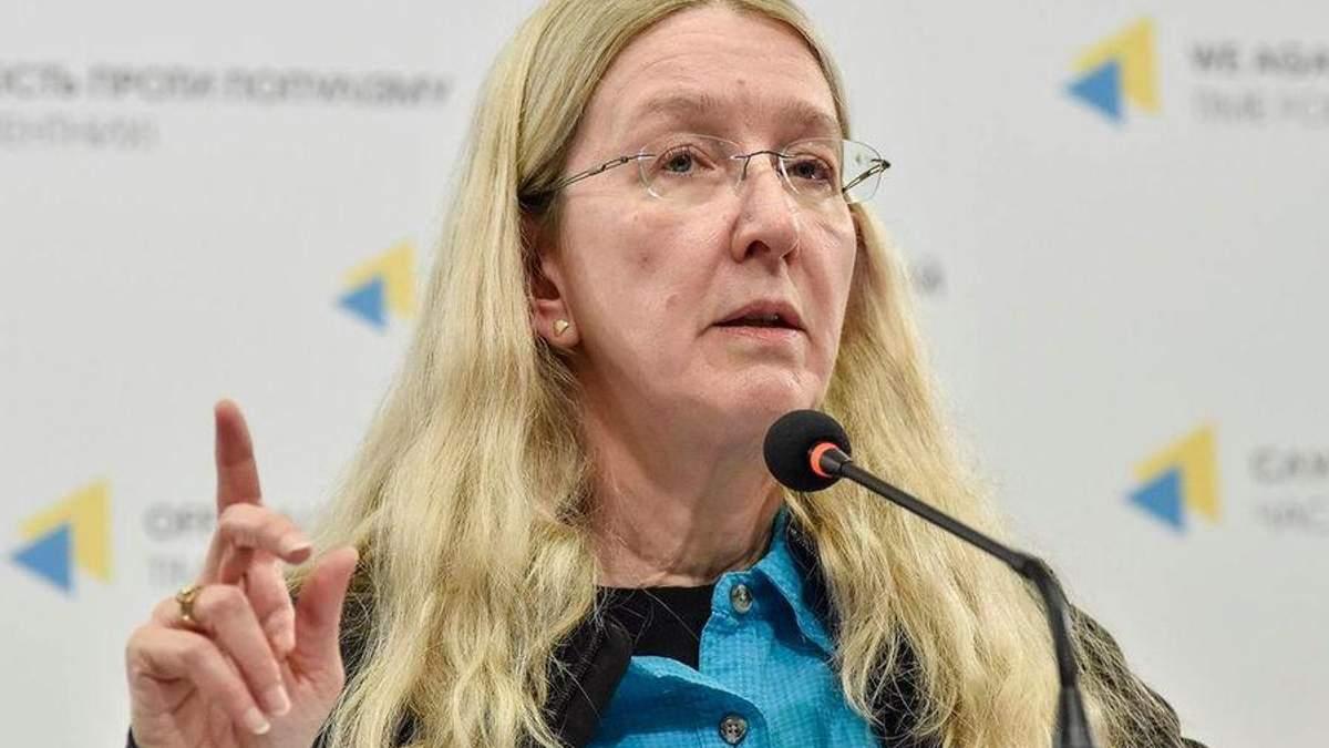 Супрун дал советы украинцам, как уменьшить риски заболеть диабетом