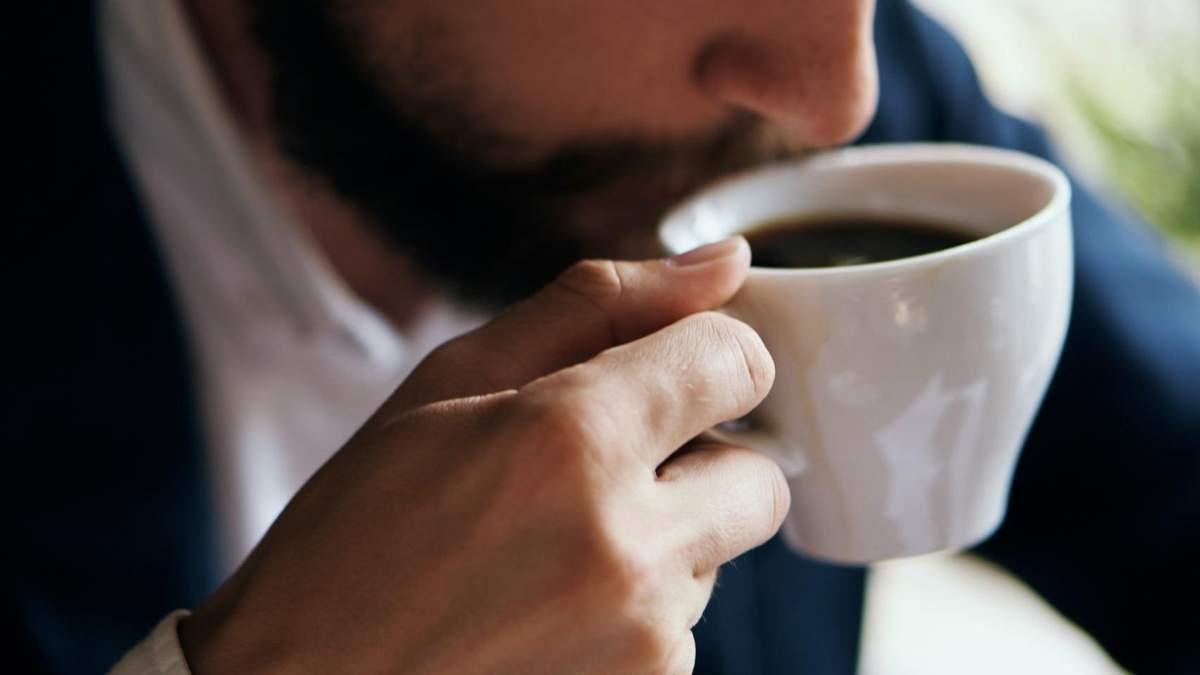 Почему людям нравится пить кофе