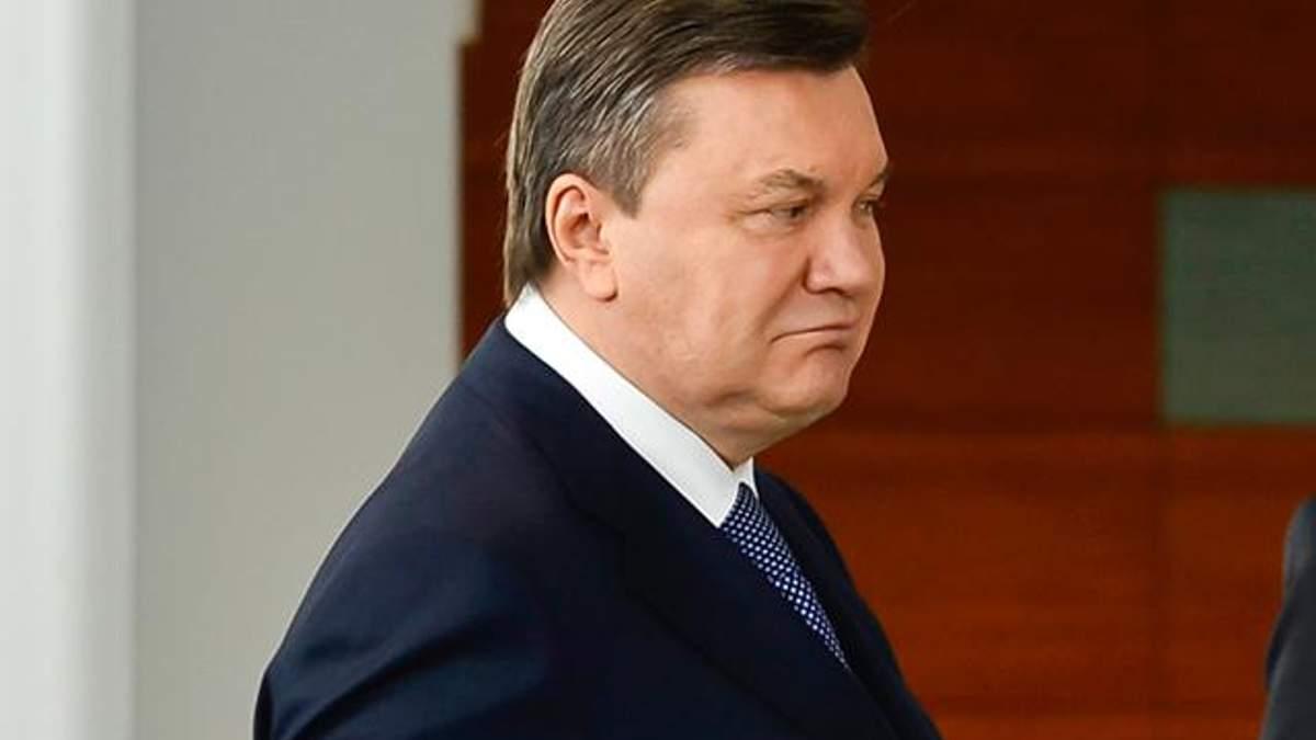 Виктор Янукович попал в больницу