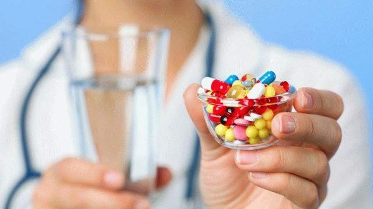 Як приймати антибіотики: поради супрун