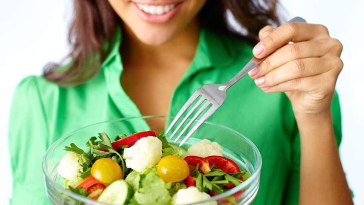 Під час стресу корисно їсти овочі