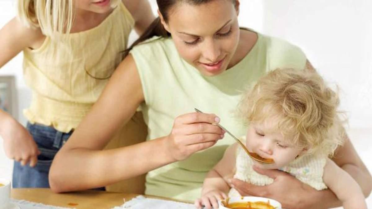 Чому не можна змушувати дитину їсти