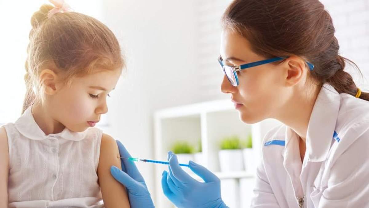 Від дифтерію та правця захистить вакцинація