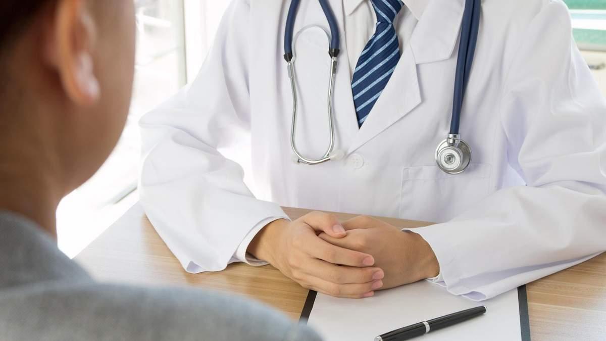 Рак простати: симптоми