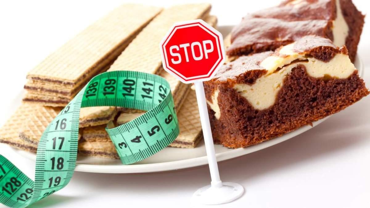 Что произойдет, если полностью отказаться от сладостей