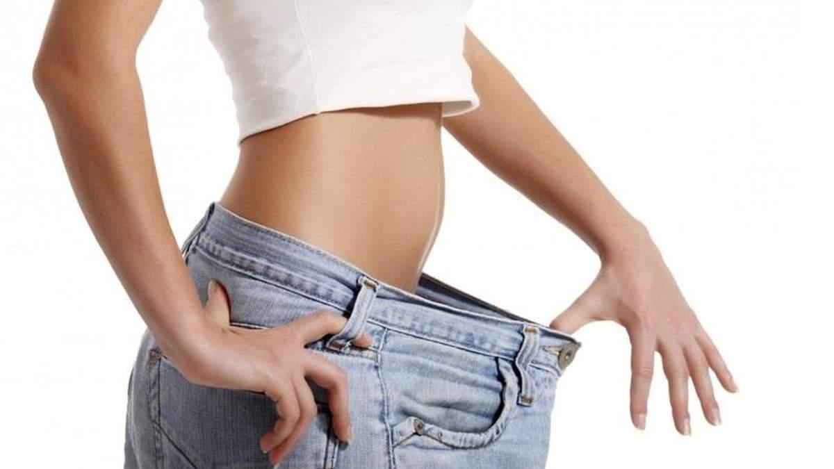 Вредное похудение