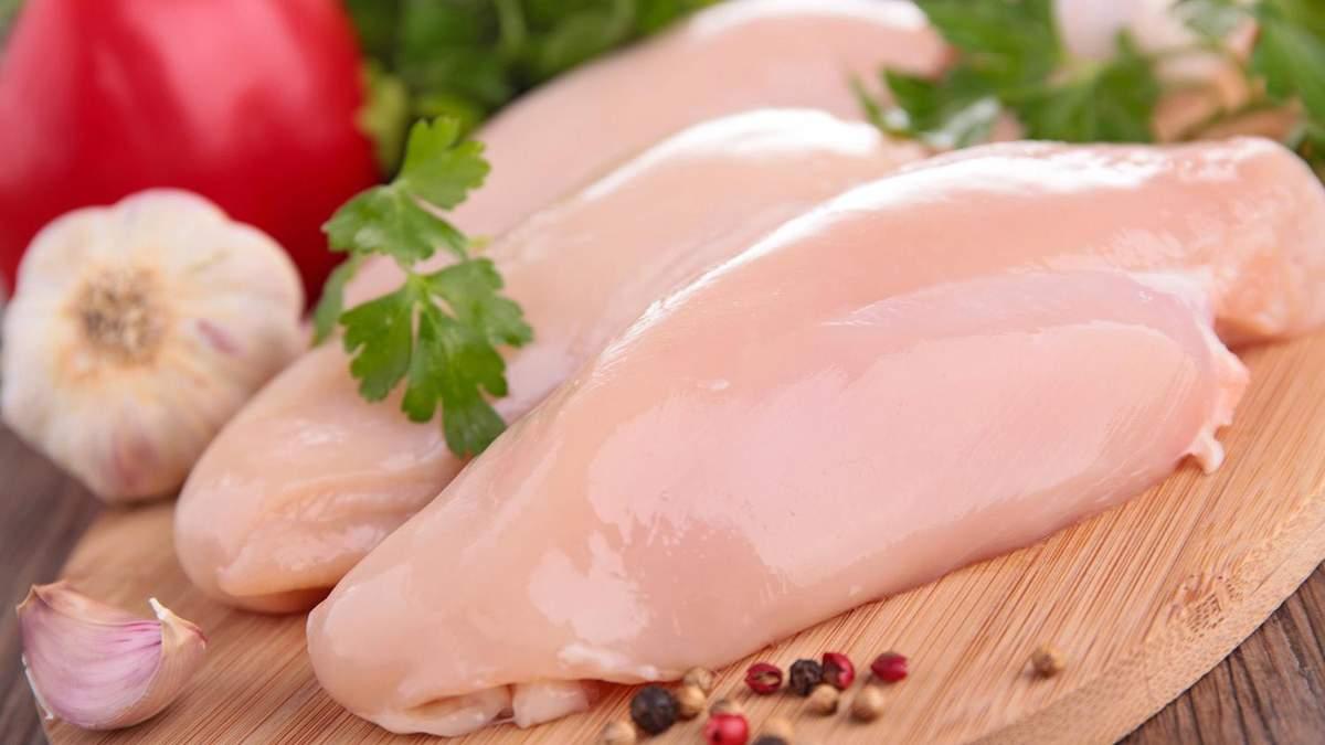 Чи безпечно їсти магазинну курятину