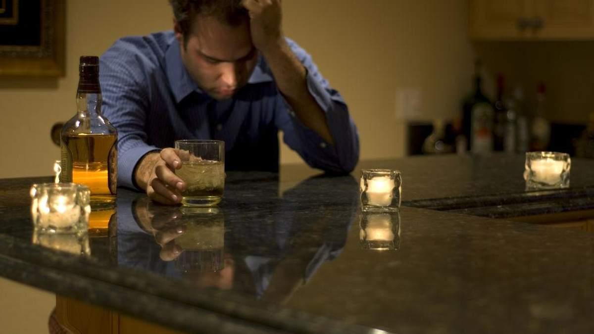 Симптомы аклкоголизма