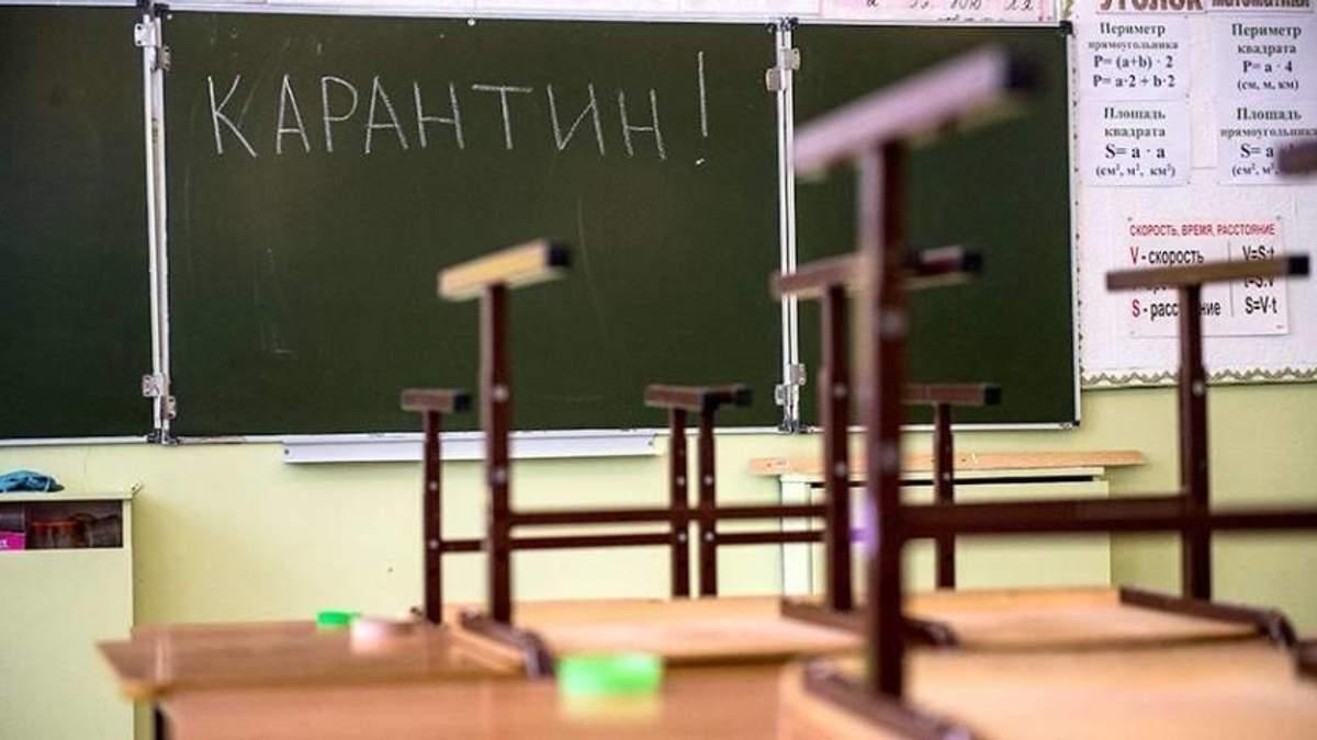На карантин из-за гриппа закрыли школы и детсады в Запорожье