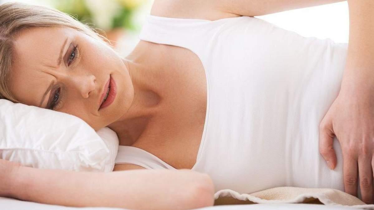 Первые симптомы рака печени