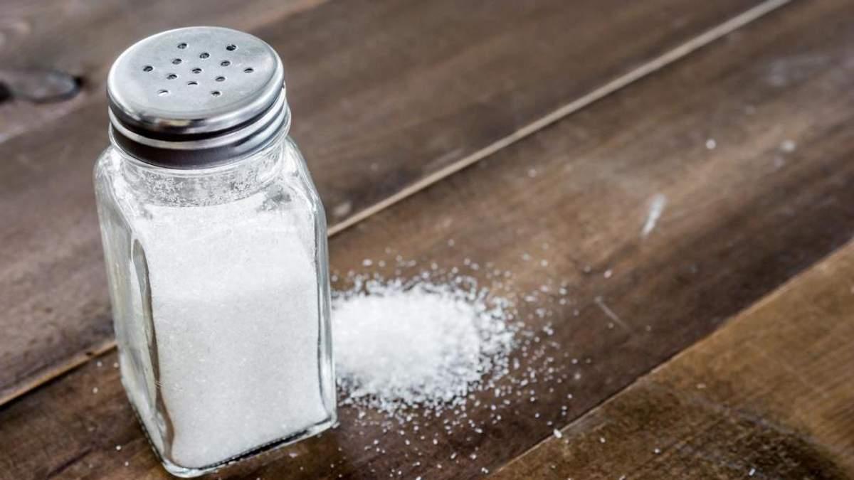 Вживання солі може призвести до низки небезпечних хвороб