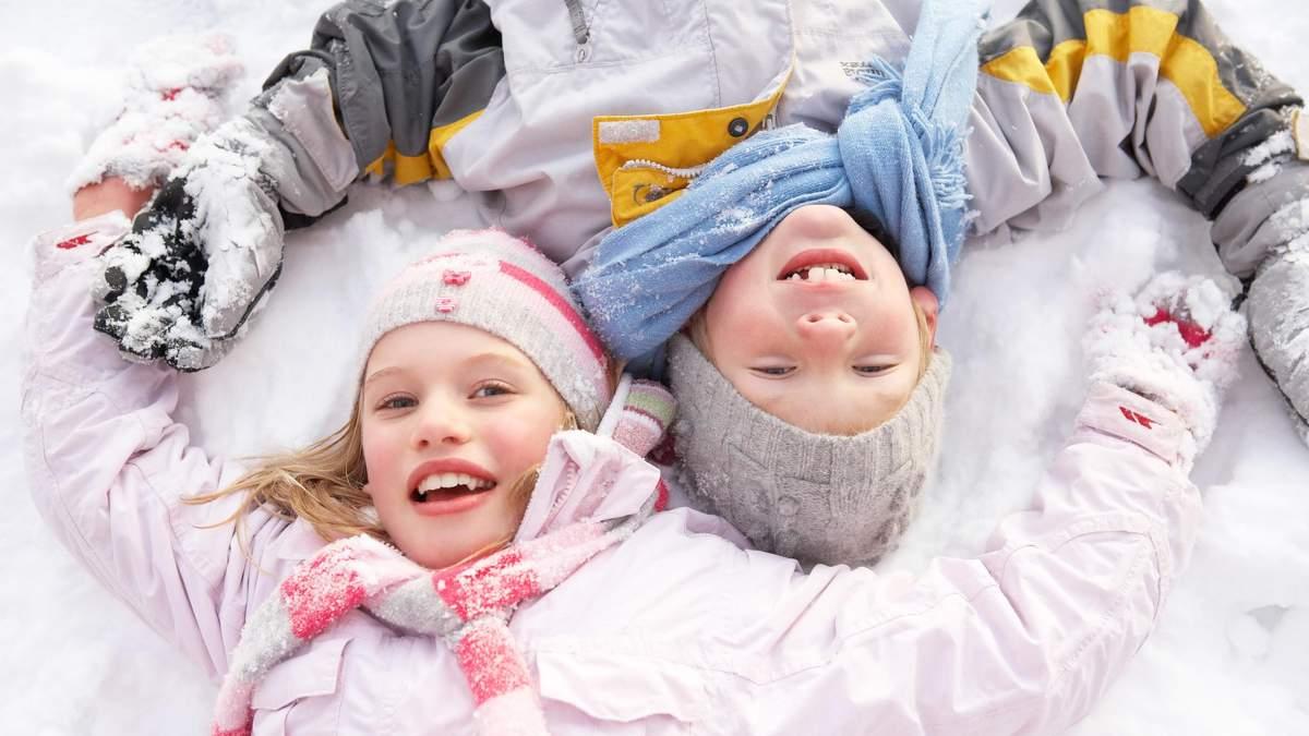 Який крем захистить дитину від морозу і вітру