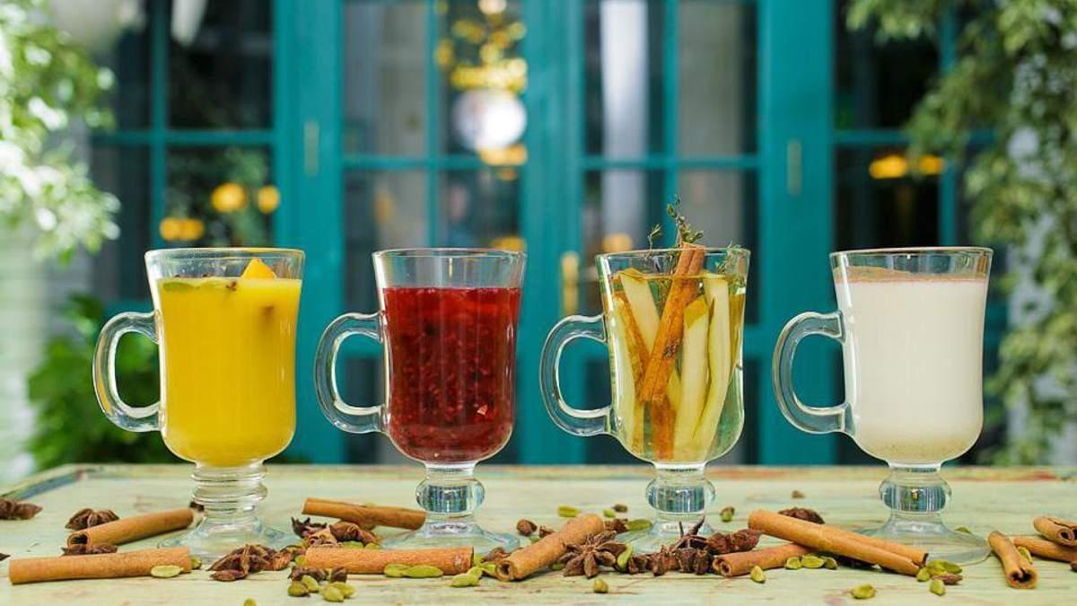 Напитки, укрепляющие иммунную систему