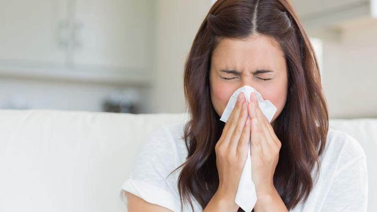 Женщину убило полоскание носа