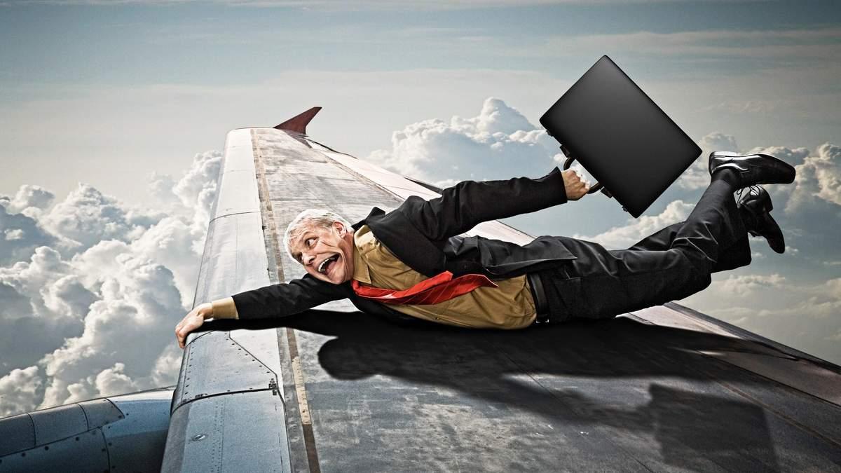 Аерофобія: як позбутися страху авіаперельотів