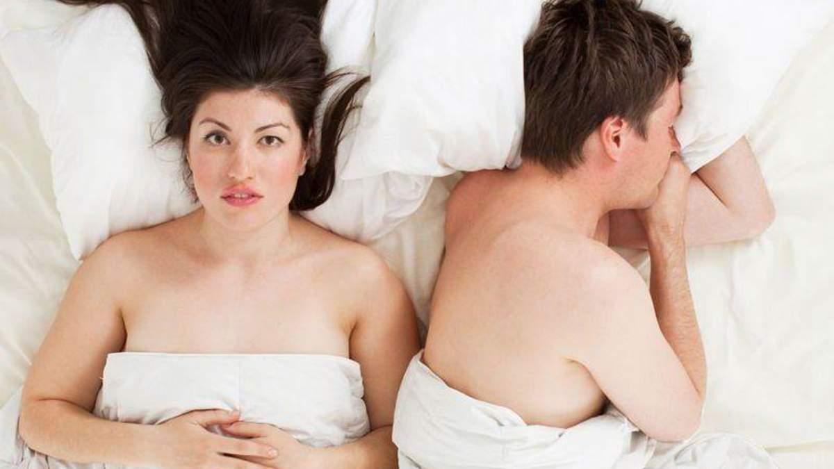 Чим небезпечна відмова від сексу: висновки вчених