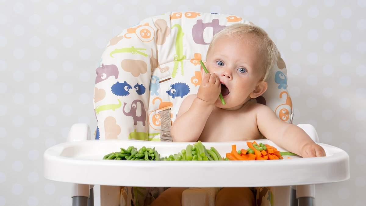 Чим небезпечне вегетаріанство для дитини