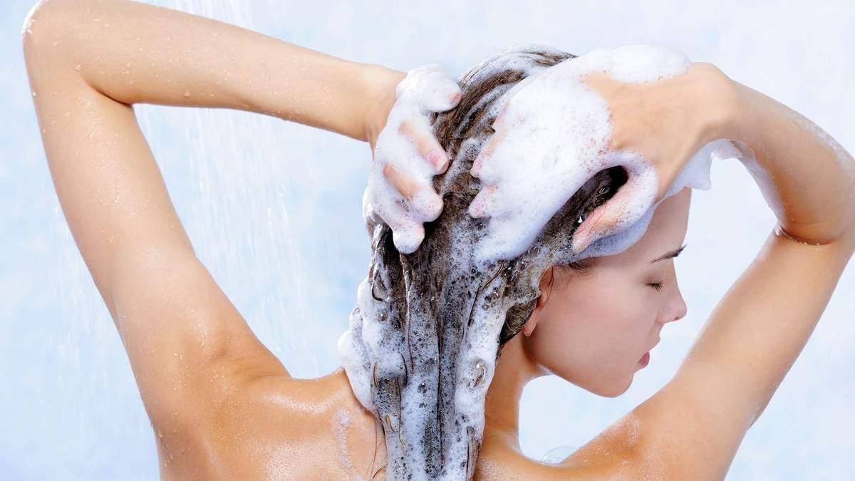 Як правильно мити голову: поради лікаря
