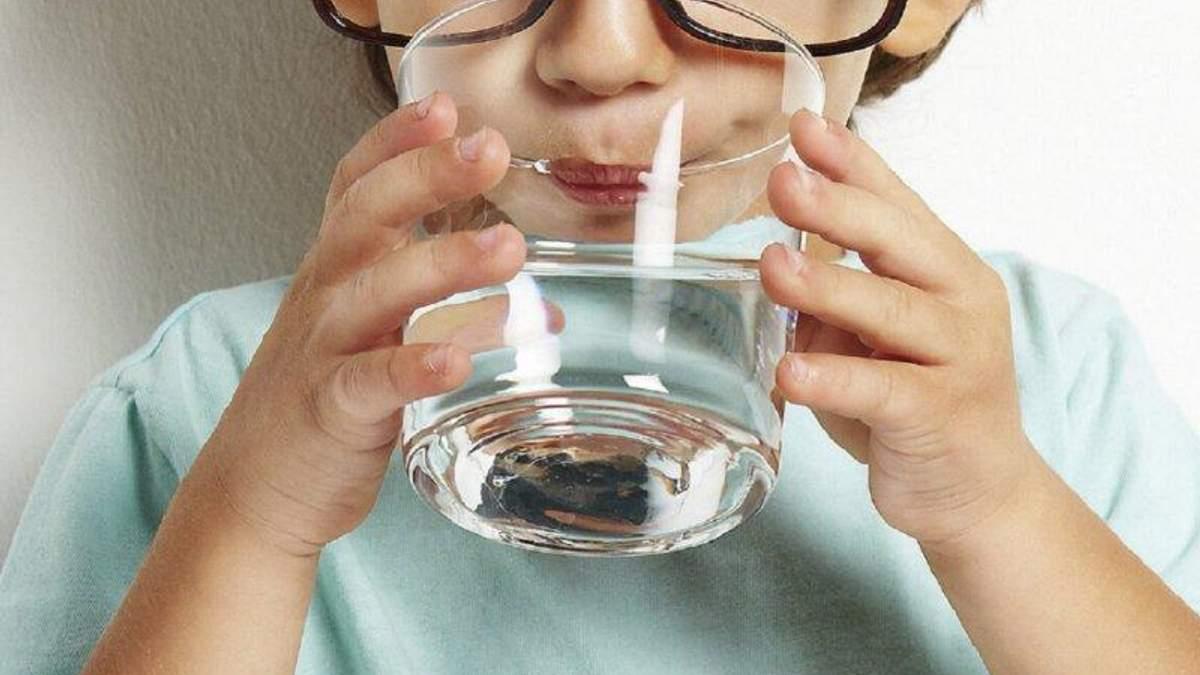 Опасность очищенной воды