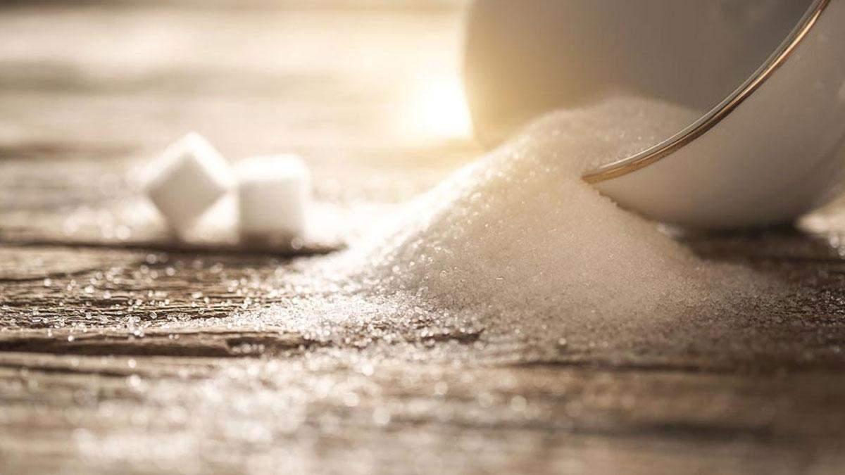 Вчені заявили про небезпеку цукру