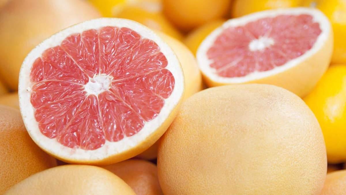 6 переконливих причин включити грейпфрут у раціон взимку