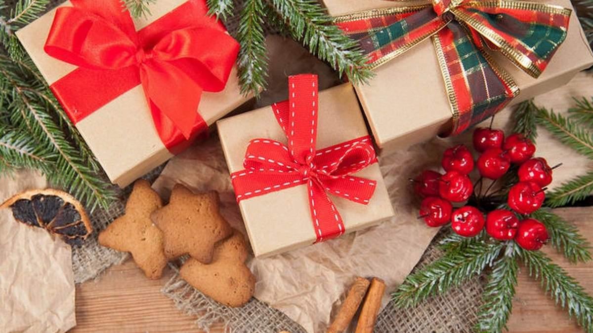 Подарки полезнее дарить, чем получать
