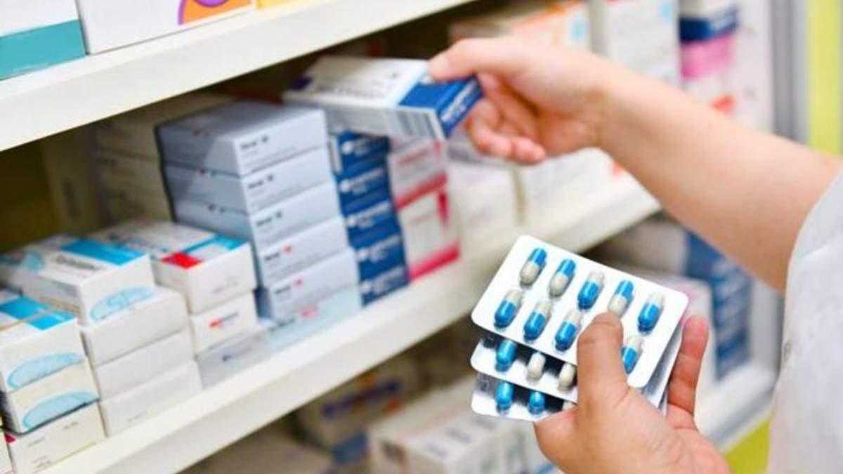 Запрет лекарств в Украине
